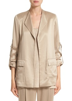 Lafayette 148 New York Halden Silk Jacket