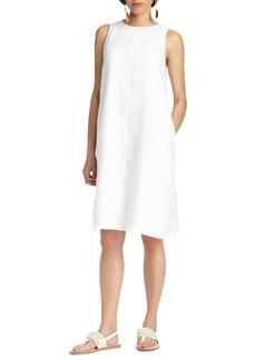 Lafayette 148 New York Hana Linen Dress