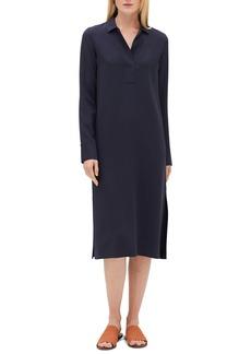 Lafayette 148 New York Hansel Finesse Crepe Dress