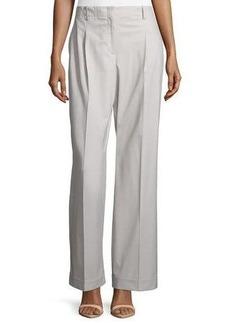 Lafayette 148 New York Harrison High-Rise Pleated Pants