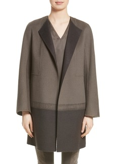 Lafayette 148 New York Hayes Needle Punch Coat (Nordstrom Exclusive)