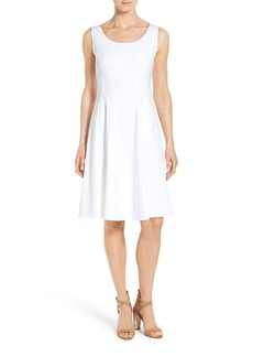 Lafayette 148 New York 'Helena' A-Line Dress (Regular & Petite)