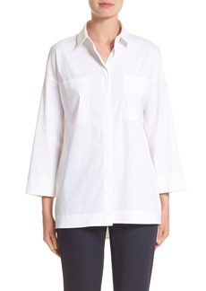 Lafayette 148 New York Hensley Blouse