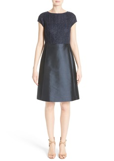 Lafayette 148 New York Hillany Fit & Flare Dress