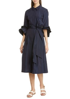 Lafayette 148 New York Hughes Midi Shirtdress