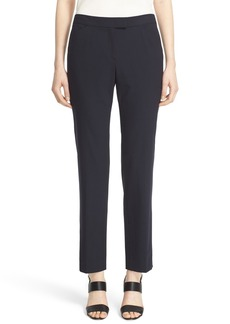 Lafayette 148 New York 'Irving' Stretch Wool Pants (Regular & Petite) (Nordstrom Exclusive)