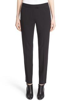 Lafayette 148 New York 'Irving' Stretch Wool Pants (Regular & Petite) (Nordstrom Exclusive)