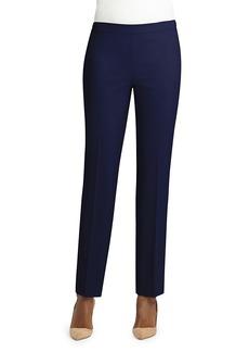 Lafayette 148 New York Italian Stretch Wool Bleecker Pants