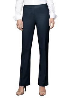 Lafayette 148 New York Italian Stretch Wool Menswear Pants