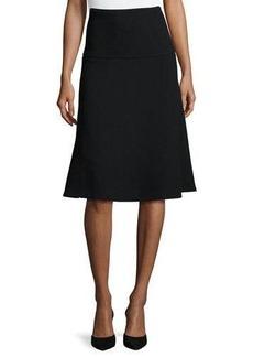 Lafayette 148 New York Jessa A-Line Skirt