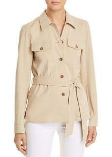 Lafayette 148 New York John Belted Safari Jacket