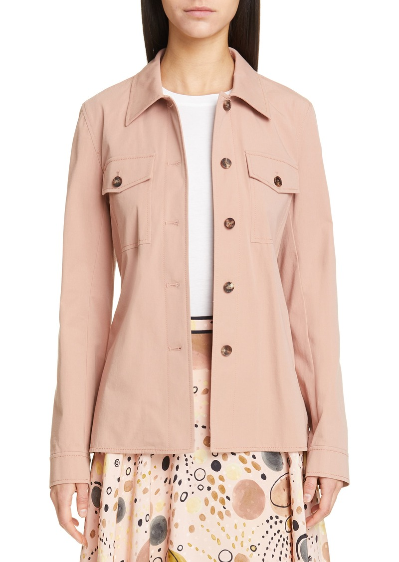 Lafayette 148 New York John Safari Jacket