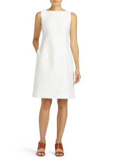 Lafayette 148 New York Jojo Fragmented Jacquard Dress