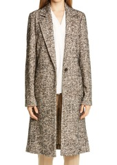 Lafayette 148 New York Jolina Tweed Coat