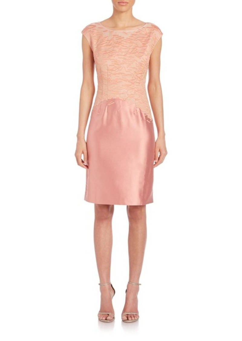 Lafayette 148 New York Josette Jacquard Dress