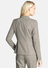 Lafayette 148 New York 'Katherine - Ritz Suiting' Jacket (Regular & Petite)