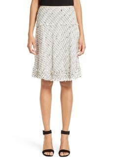 Lafayette 148 New York Keana Tweed Skirt
