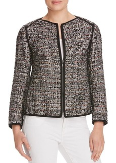 Lafayette 148 New York Keaton Tweed Jacket
