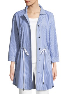 Lafayette 148 Keith St. Eves Striped Jacket