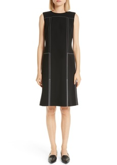 Lafayette 148 New York Kenny Seamed Dress