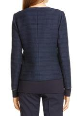 Lafayette 148 New York Kerrington Tweed Jacket