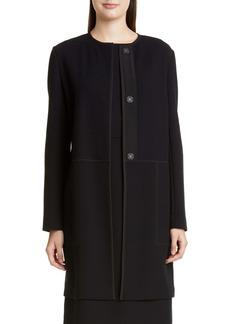 Lafayette 148 New York Kierra Wool Jacket