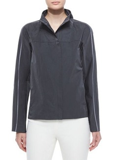 Lafayette 148 New York Kim Long-Sleeve Topper