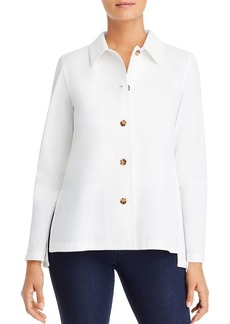 Lafayette 148 New York Kinley Button-Front Jacket