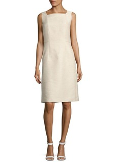 Lafayette 148 Kosmo Twill Dress
