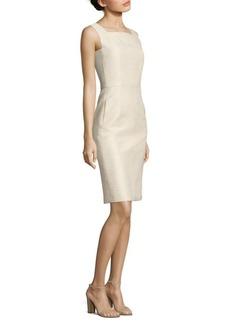 Lafayette 148 New York Kosmo Twill Dress