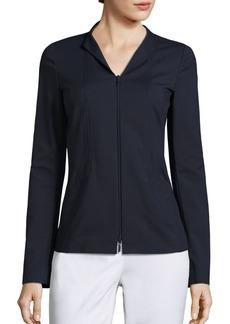 Lafayette 148 New York Kyla Cotton Jacket