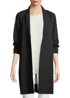 Lafayette 148 New York Labelle Modern Modal Long Jacket