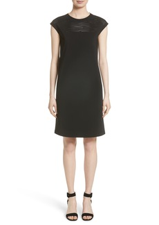 Lafayette 148 New York Laser Cut Shift Dress (Nordstrom Exclusive)