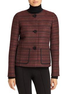Lafayette 148 New York Laurence Venetian Tweed Jacket