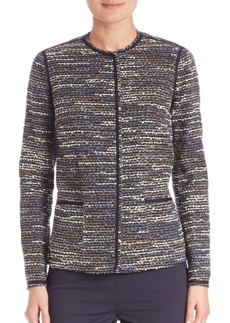 Lafayette 148 New York Leela Tweed Jacket