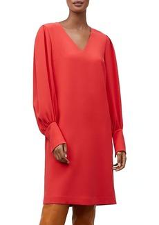 Lafayette 148 New York Lenore Blouson Sleeve Dress