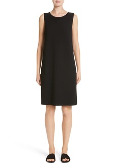 Lafayette 148 New York Link Stitch Sweater Dress