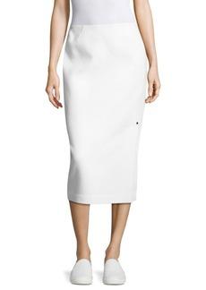Lafayette 148 New York Lucina Wool Skirt