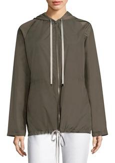 Lafayette 148 Luke Hooded Jacket
