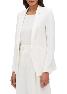 Lafayette 148 New York Luther Finesse Crepe Jacket