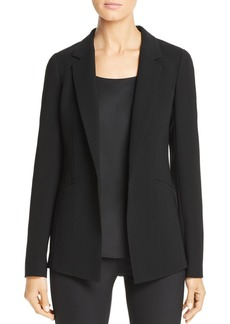 Lafayette 148 New York Luther Open Front Blazer