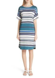 Lafayette 148 New York Lydia Stripe Dress
