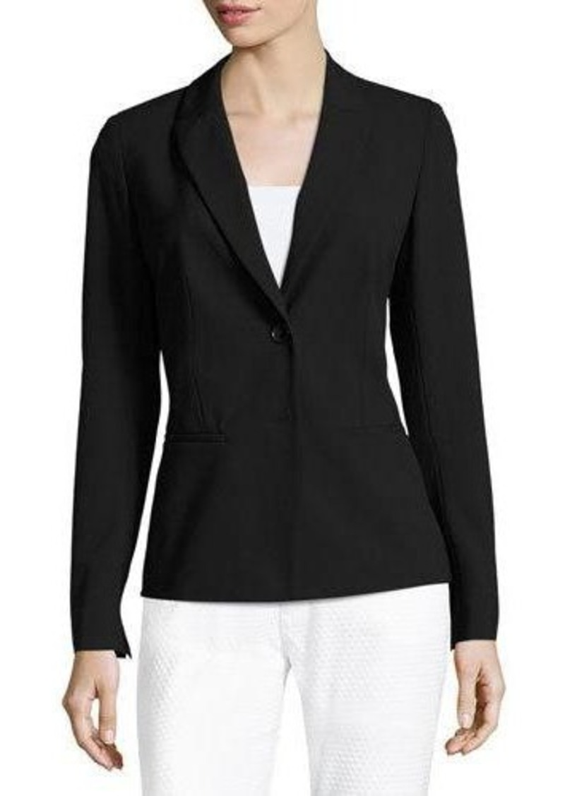 2b293c9d1562 Lafayette 148 Lafayette 148 New York Mabel Two-Button Suiting Jacket ...
