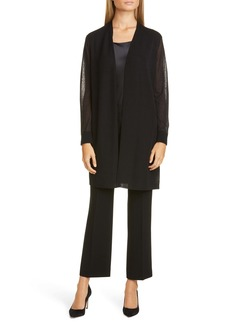 Lafayette 148 New York Manhattan Flare Ankle Pants