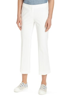 Lafayette 148 New York Manhattan Crop Flare Pants