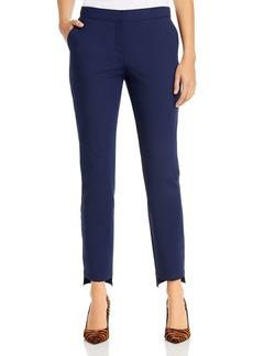 Lafayette 148 New York Manhattan Slim Step Hem Pants