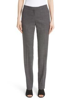 Lafayette 148 New York Manhattan Stretch Wool Pants (Nordstrom Exclusive)