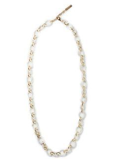 Lafayette 148 New York Marbled Irregular Necklace