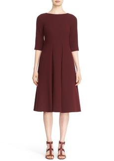 Lafayette 148 New York 'Mariam' Noveau Crepe Dress