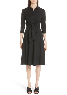 Lafayette 148 New York Mariel Tie Waist Dress (Nordstrom Exclusive)